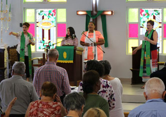 Worship in Puerto Rico
