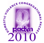 PADVN Domestic Violence Congregational Packet  2010
