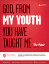 "Pentecost Poster - ""God, from my youth you have taught me"""