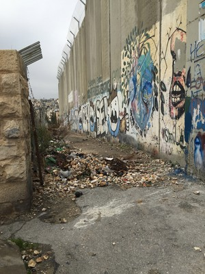 Separation Wall in Palestine